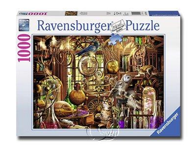 【Ravensburger拼圖-1000片】梅林的實驗室Merlin's Laboratory