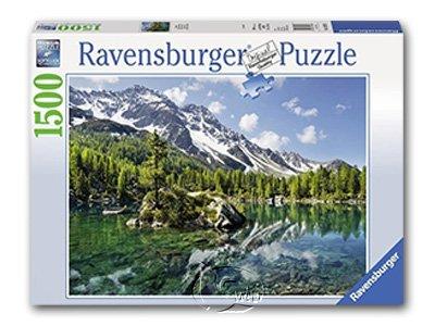 【Ravensburger拼圖-1500片】魔幻之山Bergmagie