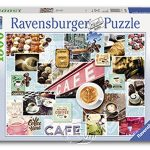 【Ravensburger拼圖-1500片】咖啡蛋糕總匯Coffee and Cake