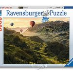 【Ravensburger拼圖-3000片】熱氣球梯田風光Rice Terraces in Asia