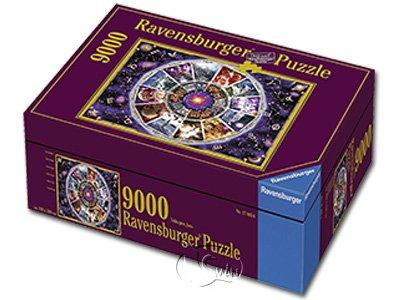 【Ravensburger拼圖-9000片】占星術Astrology