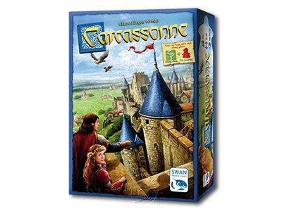 卡卡頌2.0 Carcassonne2.0-越中文版