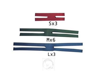 十字帶組合(1) — Sx3+Mx6+Lx3-滿3000元贈品