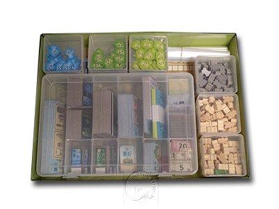 配件收納組合 - 富途共樂 適用--10件組--Sx6+Lx3+18隔盒