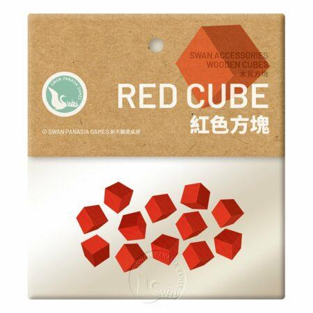 紅色方塊-8mm-12入