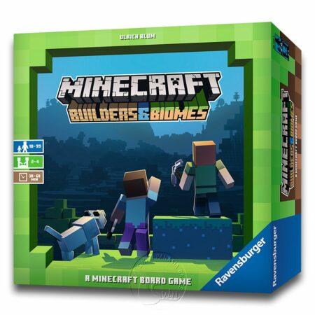 當個創世神 Minecraft:Builders & Biomes - 中文版