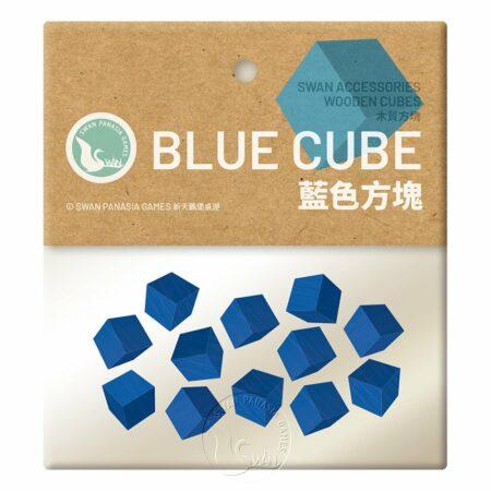 藍色方塊-10mm-12入