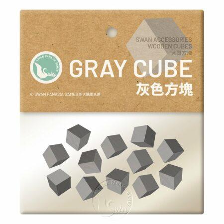 灰色方塊-10mm-12入