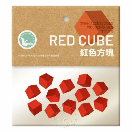 紅色方塊-10mm-12入