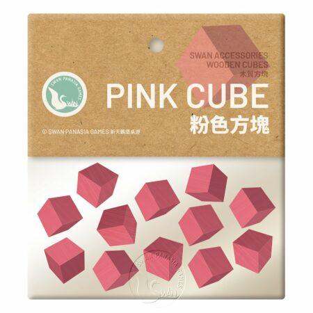 粉色方塊-12mm-12入