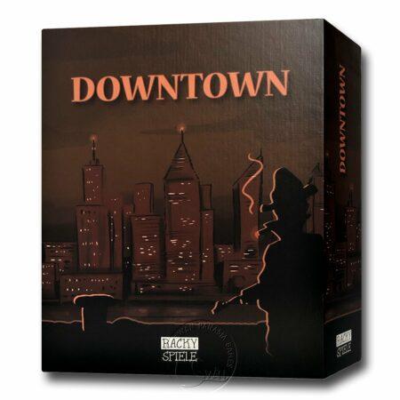 都市黑幫 Downtown-英德文版