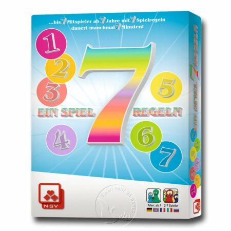 七 Sieben 7-多國語言版