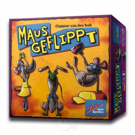 老鼠上街 Maus Gefflippt-英文版