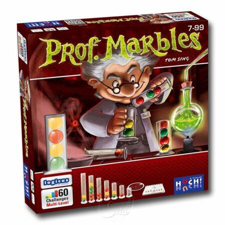 瘋狂科學家2.0 博士後研究 Prof. Marbles-多國語言版