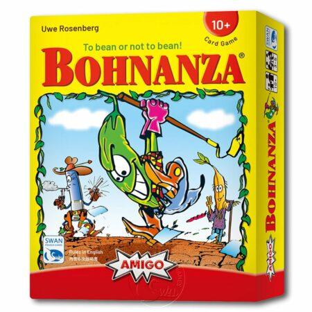 種豆 Bohnanza -英中文版