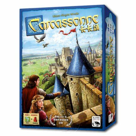 卡卡頌2.0 Carcassonne 2.0 -中文版