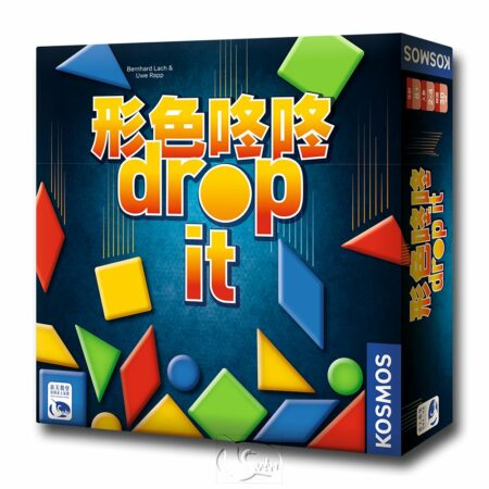 形色咚咚 Drop It-中文版